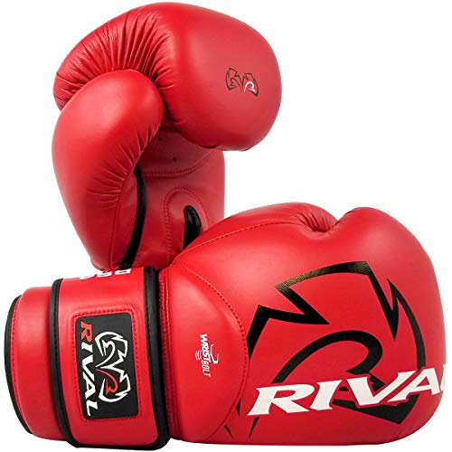 RIVAL Boxing RS4 Aero Sparring Gloves 2.0-12 oz. - Red
