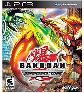 New Activision Blizzard Bakugan 2: Defenders Of The Core Action/Adventure Game Playstation 3