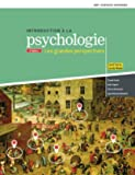 Introduction à la psychologie - Les grandes perspectives