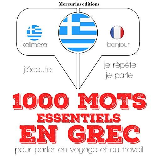 Couverture de 1000 mots essentiels en grec