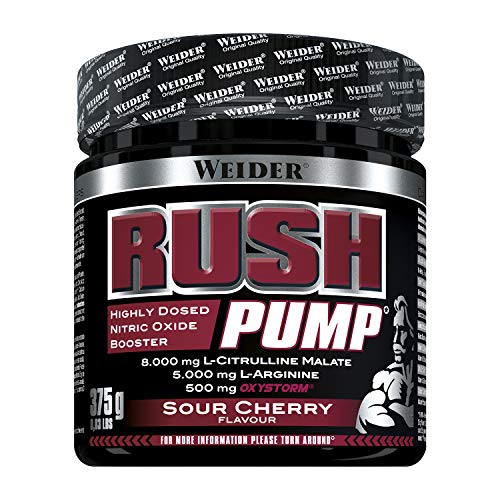 Weider Rush Pump Sour Cherry - 375 gr