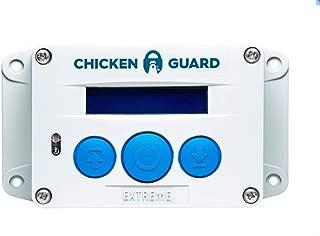ChickenGuard Extreme Automatic Chicken Coop Door Opener