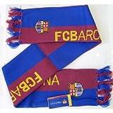 Echarpe du club de football Espagnol/Européen FC Barcelone, officiellement certifiée - Nouveau avec des tags