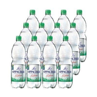 Oppacher Mineralwasser medium (12x1L) inkl. Pfand