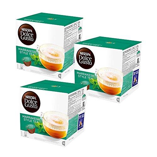Nescafe Dolce Gusto Marrakesch Style Tee 3 x 16 Kapseln (48 Kapseln)