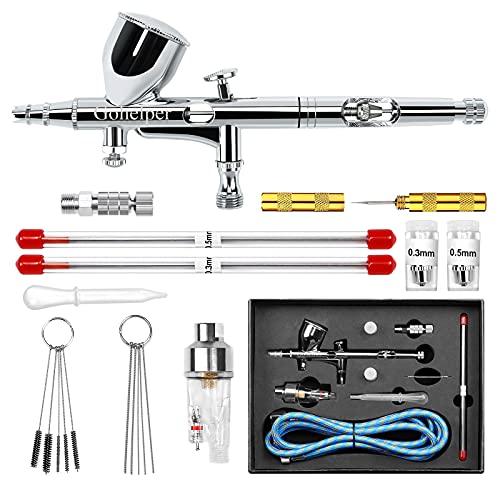 Gohelper Mini Kit Aerógrafo modelismo...