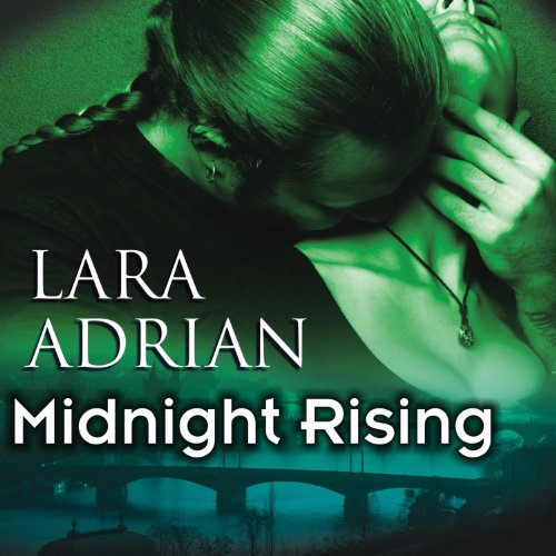 Midnight Rising  audiobook cover art