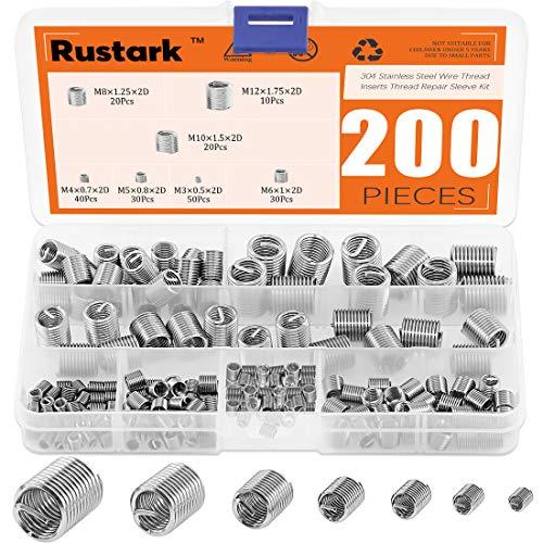 Pack of 5 1//4-20 X 1//2 inch Titanium Socket Drive Threaded Insert 1034267001 3//8-16 Ext Ti-6Al-4V Allied Titanium 0077595, Grade 5 Inc
