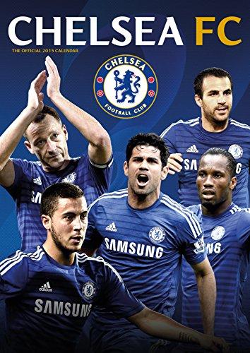 Official Chelsea FC 2015 Calendar