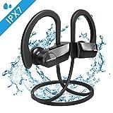 【longue Autonomie】Mpow Ecouteur Bluetooth sans Fil, IPX7 Casque Bluetooth Sport...