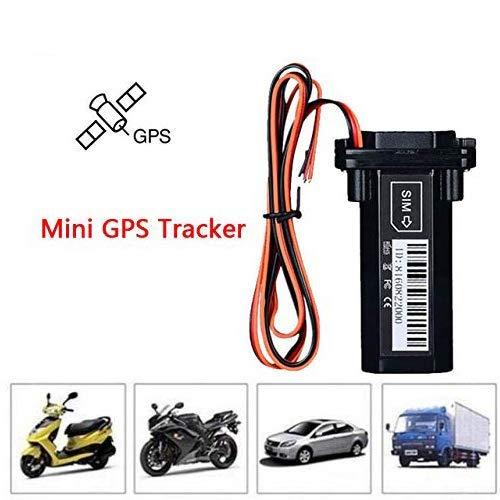 Zhenyao Mini-GPS-Tracker, wasserdicht, eingebaute Batterie, GSM, GPS-Tracker für Auto Motorrad Fahrzeug Tracking-Gerät mit App