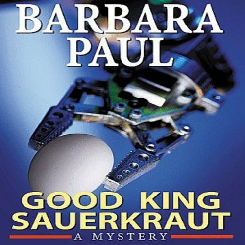 Good King Sauerkraut cover art