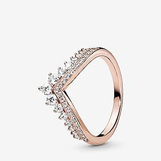 Princess Wishbone PANDORA Rose Ring