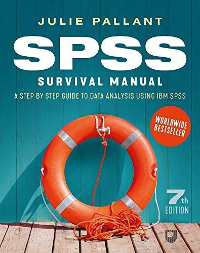 Ebook: SPSS Survival Manual: A Step by Step Guide to Data Analysis using IBM SPSS (English Edition)