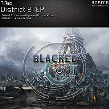 District 21 EP