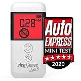 AlcoSense Elite 3 Breathalyzer & Alcohol Tester for UK,...