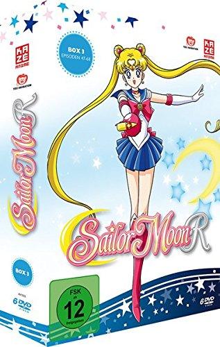 Sailor Moon: R - Staffel 2 - Vol.1 - Box 3 - [DVD]