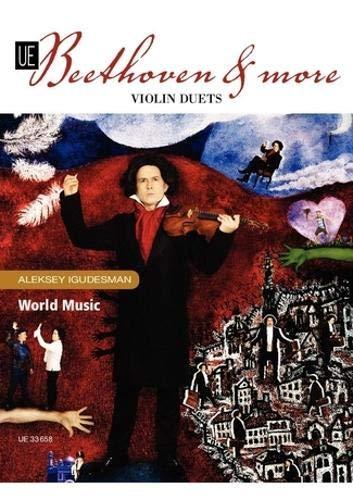 Beethoven & More: Violin Duets. für 2 Violinen. Spielpartitur.