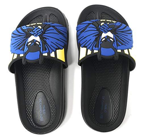 Sandales - Claquettes Enfant garçon Batman Noir/Bleu du 25 au 32 (Numeric_29)