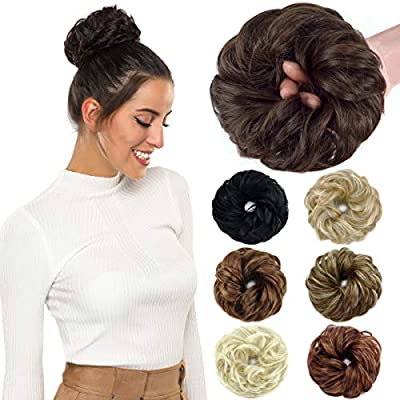 ROSEBUD Hair Bun Extensions