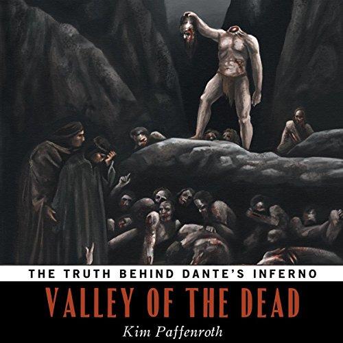 Valley of the Dead audiobook cover art