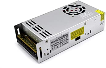 12V 30A 360W Switching Power Supply(SMPS)Constant voltage Universal Regulated Transformer 110/220VAC-DC12V for CCTV Monitoring, Radio, Computer Project, LED Strip Lights,Industrial Etc.