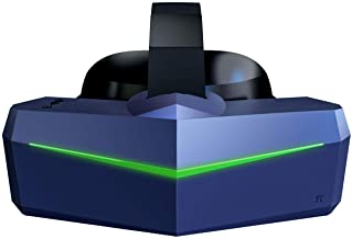 Fone de ouvido Pimax Vision 8K Plus VR com amplo 200° FOV, duplo painel de matriz de pixel 3840x2160 RGB, alta fidelidade...