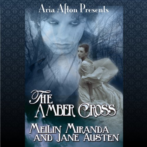 The Amber Cross audiobook cover art