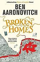 Broken Homes: The Fourth Rivers of London novel (A Rivers of London novel)