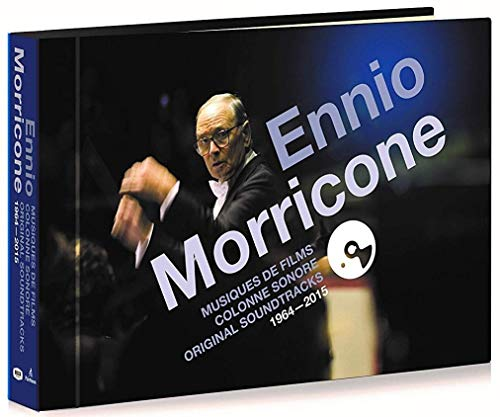 Musiche Da Film Colonne Sonore 1964 - 2015 (Box 18 Cd + Libretto 48 Pg. Limited)