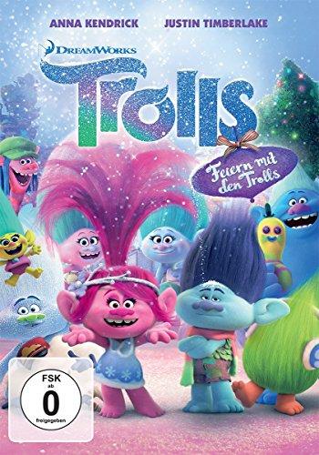 Trolls - Feiern mit den Trolls