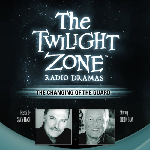 The Changing of the Guard audiobook cover art