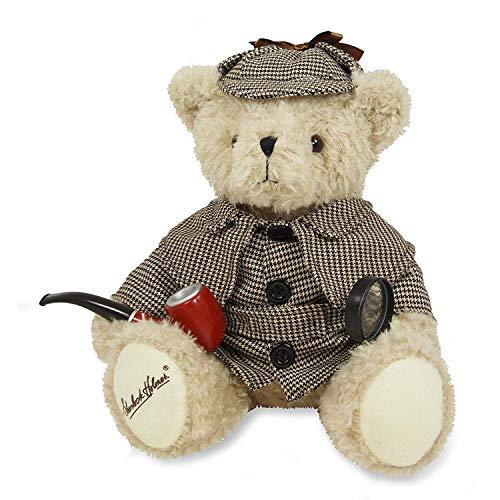 Sherlock Holmes Ourson - 36 cm