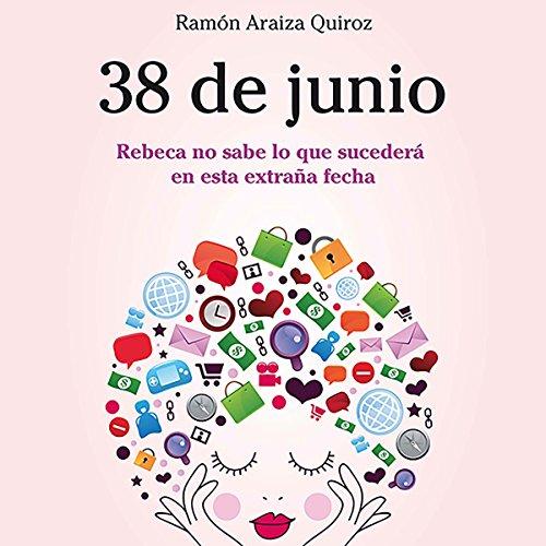 38 de junio audiobook cover art