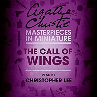 The Call of Wings: An Agatha Christie Short Story cover art