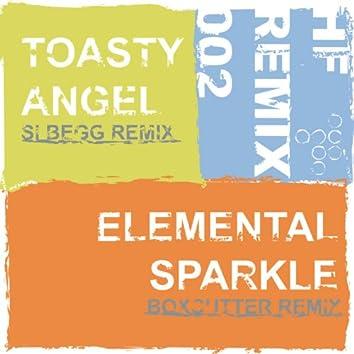 Angel (Si Begg Remix) / Sparkle (Boxcutter Remix)