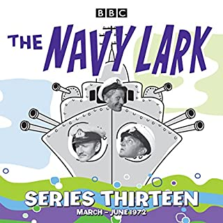 The Navy Lark: Collected Series 13 audiobook cover art