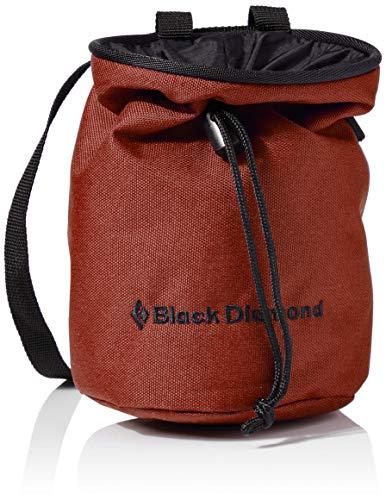 Black Diamond Mojo Chalk Bag Sacs à magnésie Unisex-Adult, Red Oxide, S_M