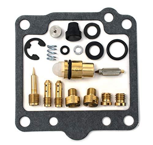 DP 0101-112 Carburetor Rebuild Repair Parts Kit Compatible with Suzuki 80-83 GS1100E, 82-83 GS1100G GS1100GL, 80 GS1100L, 82 GS1100GK
