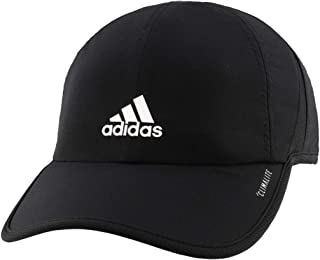 Youth Kids-Boy's/Girl's / Superlite Relaxed Adjustable Performance Cap, Black/White, ONE SIZE