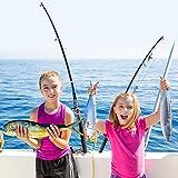 Zoom IMG-1 fishoaky kit canna da pesca