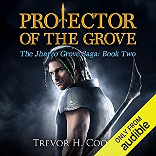Protector of the Grove cover art