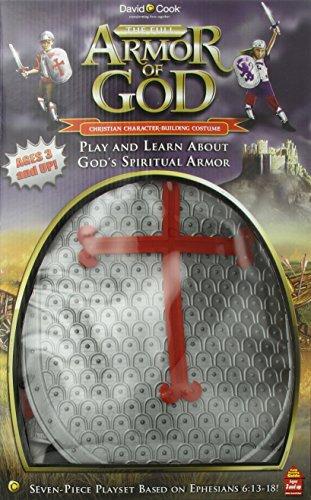 Full Armor of God Playset-Rpkg