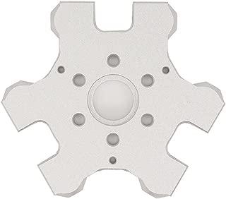 WINSINN 3D Printer Aluminum M3 Effector Fisheye for RepRap Kossel Delta Mini Accessories Parts
