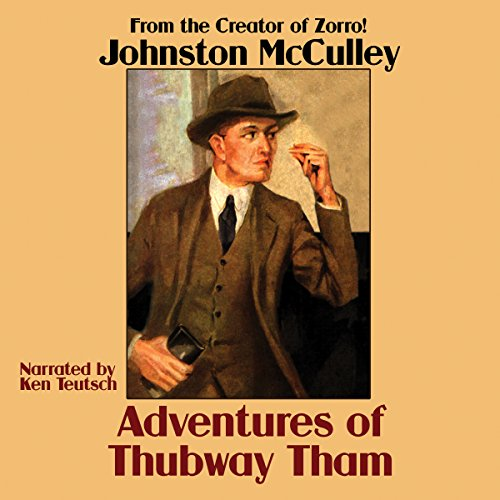 Adventures of Thubway Tham cover art