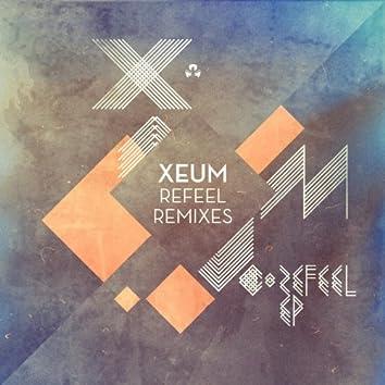 Refeel Remixes - EP