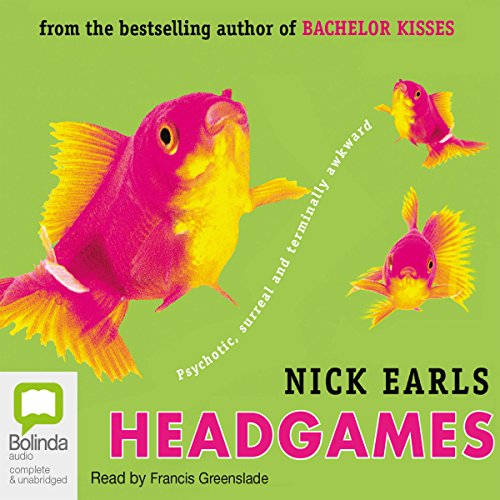 Headgames cover art