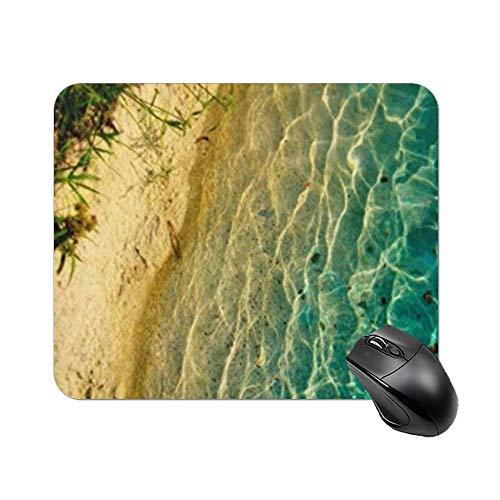 Beautiful Seaside Scenery - Alfombrilla para ratón (22 x 18 cm)