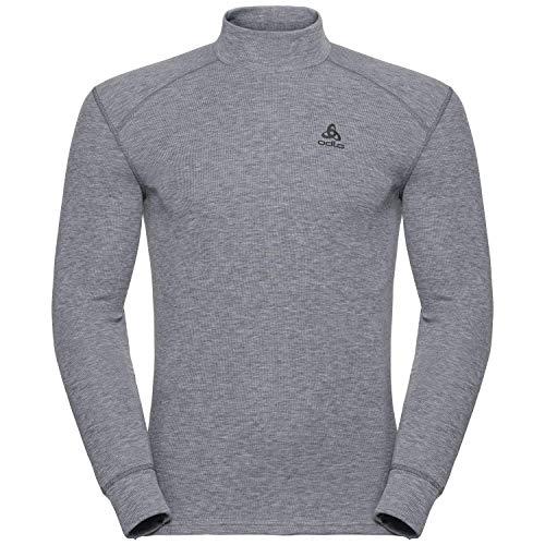 Odlo - Camiseta Interior térmica de Acampada y Senderismo para Hombre, tamaño...