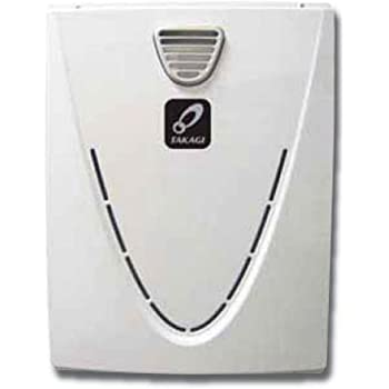 Takagi T-H3S-OS-N Condensing High Efficiency Natural Gas Outdoor Tankless Water Heater, 8-Gallon Per Minute